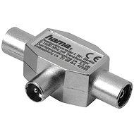 Hama Coaxial plug - coaxial socket 2
