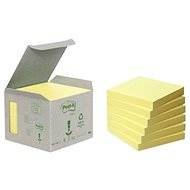 3M 6541B 76x76mm gelb - Sticky Note