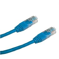 Datacom, CAT5E, UTP, 0.5m, Blue