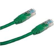 Datacom, CAT5E, UTP, 0.5m, green
