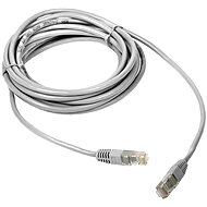 DATACOM Patch cord CAT5E UTP White 5 m