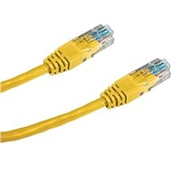 Datacom, CAT5E, UTP, 1m, yellow