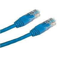 Datacom, CAT6, UTP, 1m, modrý