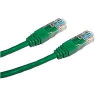 Datacom, CAT6, UTP, 1 m, zelený