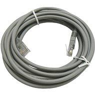 OEM CAT5E UTP szürke 5m - Hálózati kábel