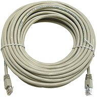Datacom CAT5E UTP gray 15m - Network Cable