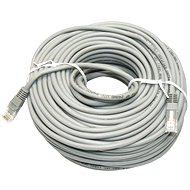 Datacom CAT5E UTP šedý 40m - Síťový kabel