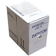Datacom, wire, CAT6, FTP, LSOH, 305m / coil - Network Cable