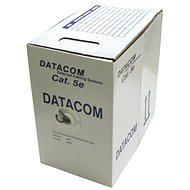 Datacom, gestrandet (flexibel), CAT5e UTP, 305m / box