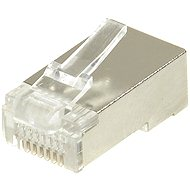 Datacom, RJ45, CAT5E, STP, 8p8c, shielded, for wire - Connector