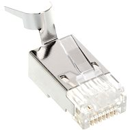 10-pack OEM, RJ45, CAT6, STP, 8p8c, stacked on wire