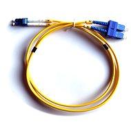DATACOM LC-SC 09/125 SM 1m duplex - Audio kabel