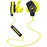Monster iSport Bluetooth drahtlose SuperSlim In-Ear-schwarz-grün