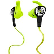 MONSTER iSport Intensity In Ear zelená