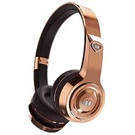 MONSTER Elements Wireless On Ear Rose Gold - Sluchátka