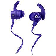 MONSTER Sport Adidas Response Earbuds purple