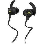 MONSTER Adidas Sport Response Earbuds sivá