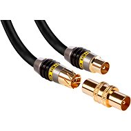 MONSTER Coaxial Cable Quad 5 m