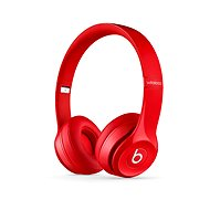 Beats Solo2 Wireless - red