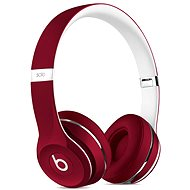 Beats Solo2 Luxe Edition - Red