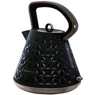 Morphy Richards konvice retro Prism Black - Rychlovarná konvice