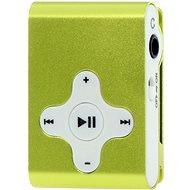 MPman MP 10 zelený - MP3 přehrávač