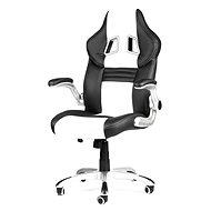 Kancelárska stolička MERCURY STAR Williams čierno / biela