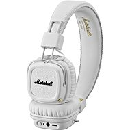 Major Marshall II Bluetooth - White