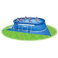 MARIMEX Tampa ovál 3,05x5,49x1,07m komplet - Bazén