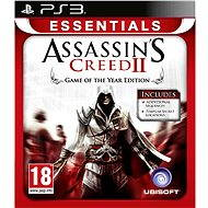 Assassin's Creed II (Essentials Edition) - PS3