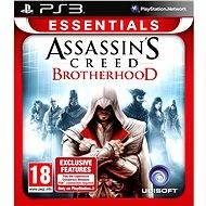Assassins Creed: Brotherhood (Essentials Edition) - PS3 - Hra pro konzoli