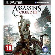 Assassins Creed III - PS3 - Hra pro konzoli