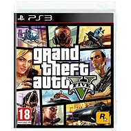 PS3 - Grand Theft Auto V - Konsolespiel