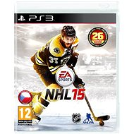 PS3 - NHL 15 GB
