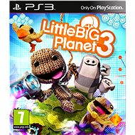 Little Big Planet 3 - PS3 - Console Game