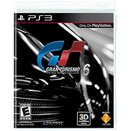 Gran Turismo 6GB - PS3 - Console Game