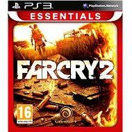 Far Cry 2 (Essentials Edition) - PS3 - Hra pro konzoli