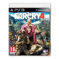 PS3 - Far Cry 4 CZ