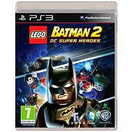 PS3 - LEGO Batman 2: DC Super Heroes