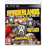 PS3 - Border Triple Pack