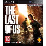PS3 - The Last Of Us CZ