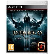 PS3 - Diablo III: Ultimate Edition Evil