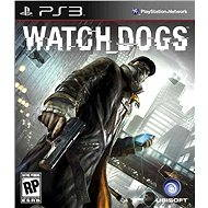 Watch Dogs CZ - PS3 - Console Game