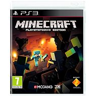 Minecraft (Playstation Edition) - PS3 - Console Game