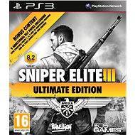 Sniper Elite 3 Ultimative Edition - PS3 - Spiel für die Konsole