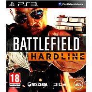 PS3 - Battlefield Hardline