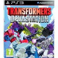PS3 - Transformers Devastation