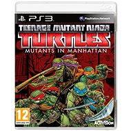PS3 - Teenage Mutant Ninja Turtles
