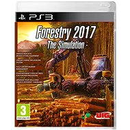 PS3 - Forestry 2017: The Simulation - PS3