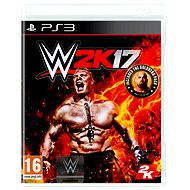 PS3 - WWE 2K17